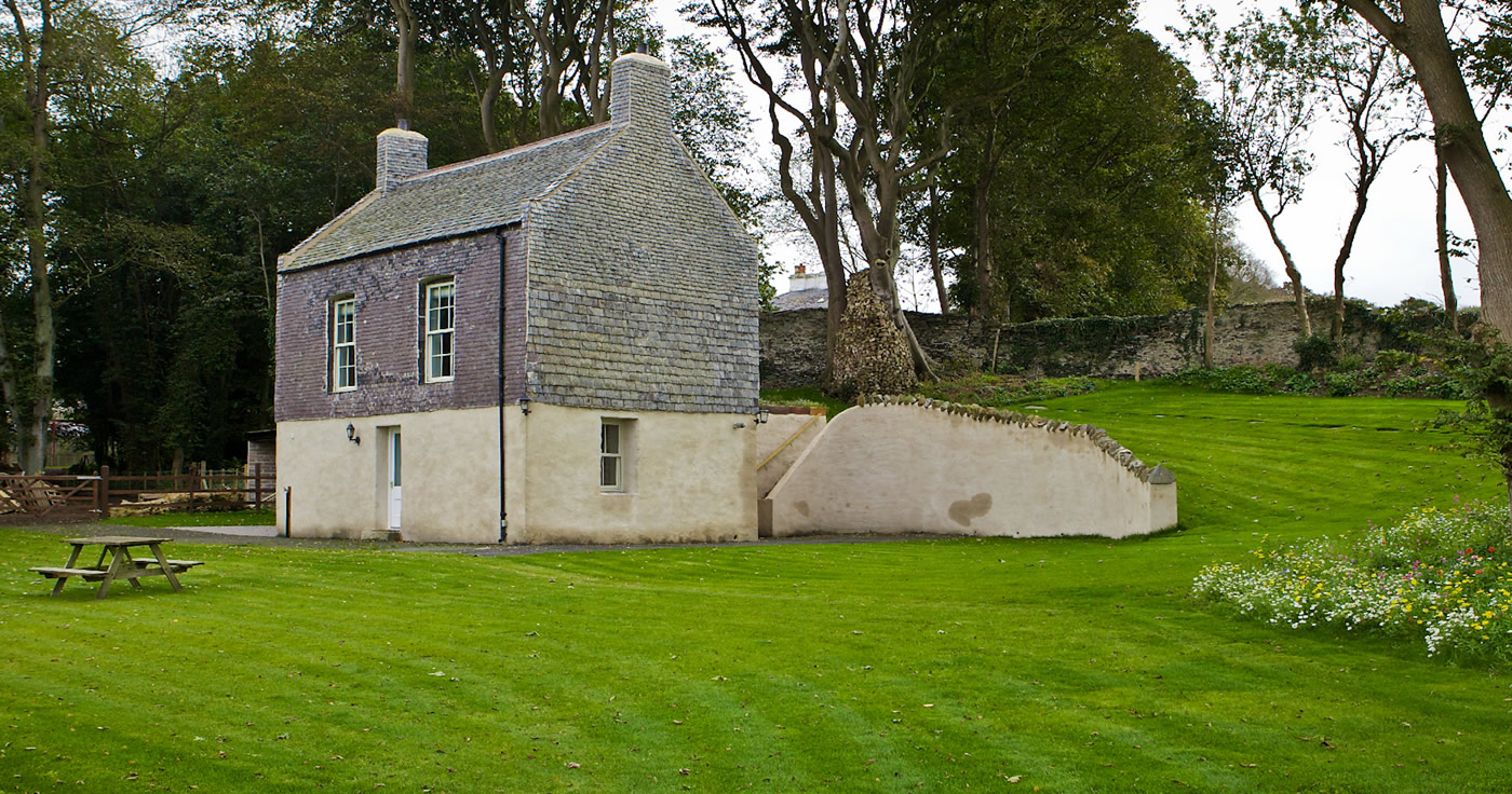 Ballamoar Coach House - Isle of man holiday cottages
