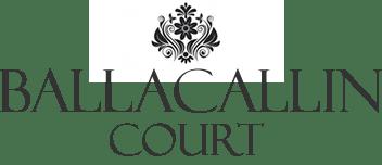 Ballacallin Court Retina Logo